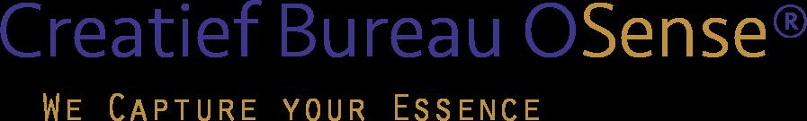 Logo Creatief Bureau OSense® - VR Tours, Webdesign, Fotografie